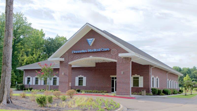 Fresenius vårdcentral, Bartlett TN arkivbilder