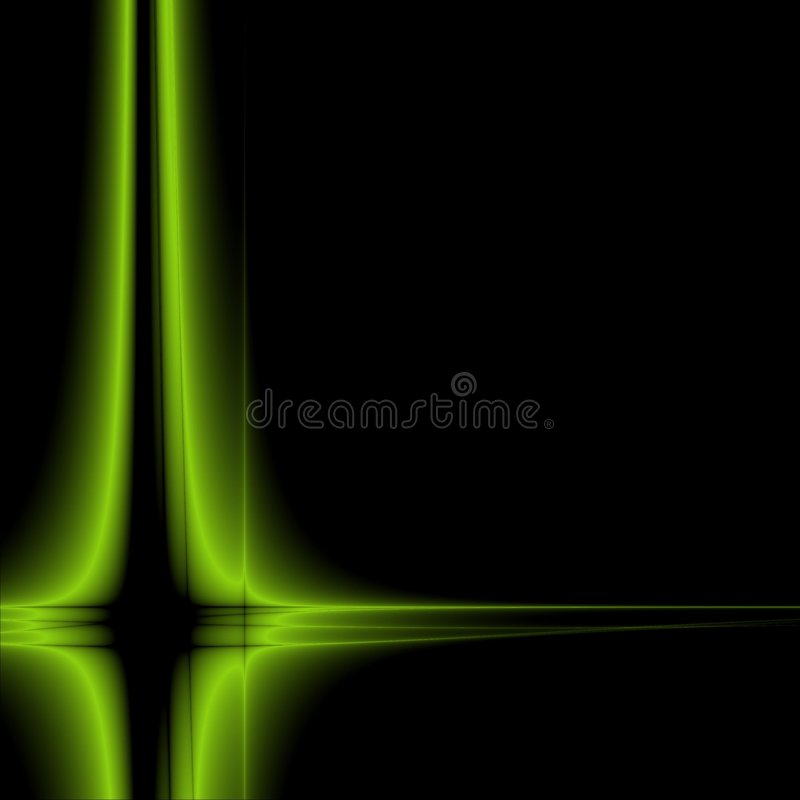 Fresh abstraction stock image