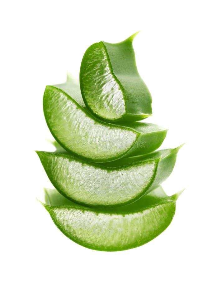 Free Fresh Aloe Vera Leaf Royalty Free Stock Image - 44347646