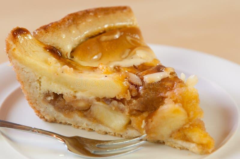 Fresh Apple Pie Stock Photo