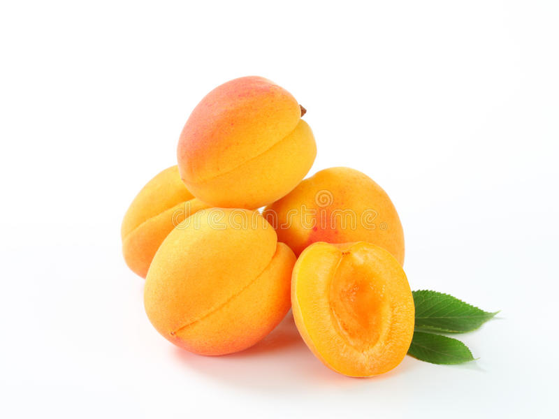 Download Fresh apricots stock photo. Image of food, shot, juicy - 28379598