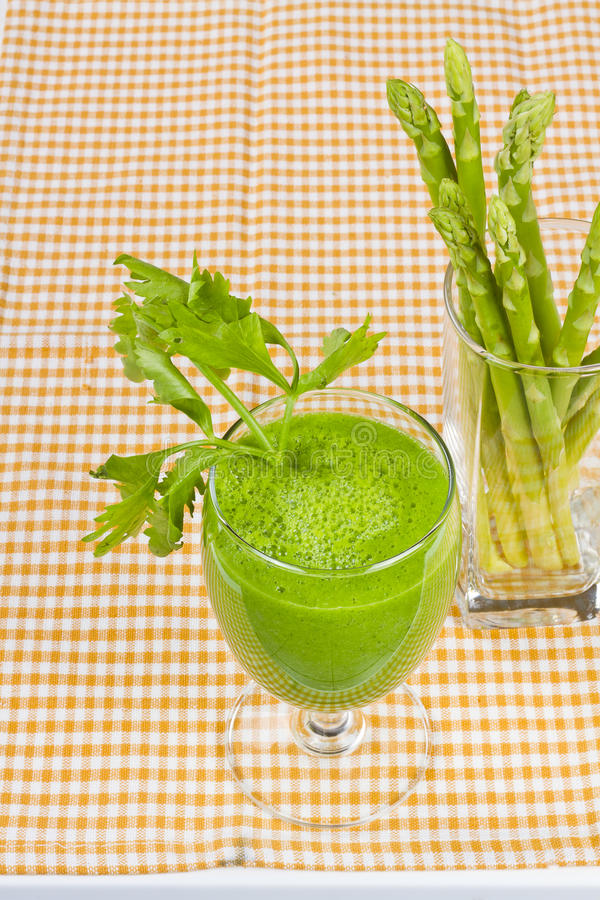 Download Fresh asparagus juice stock photo. Image of glass, energy - 19245268