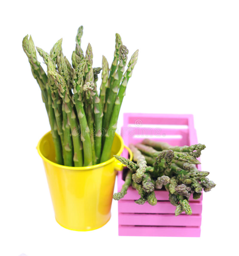 Download Fresh asparagus stock image. Image of cooking, organic - 35026891