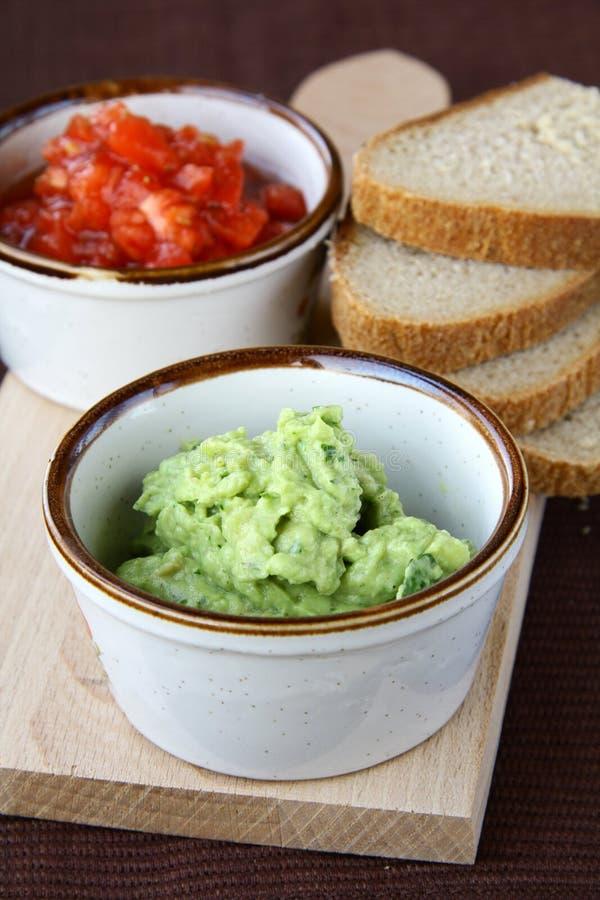 Download Fresh  avocado guacamole stock image. Image of vegetarian - 21694677