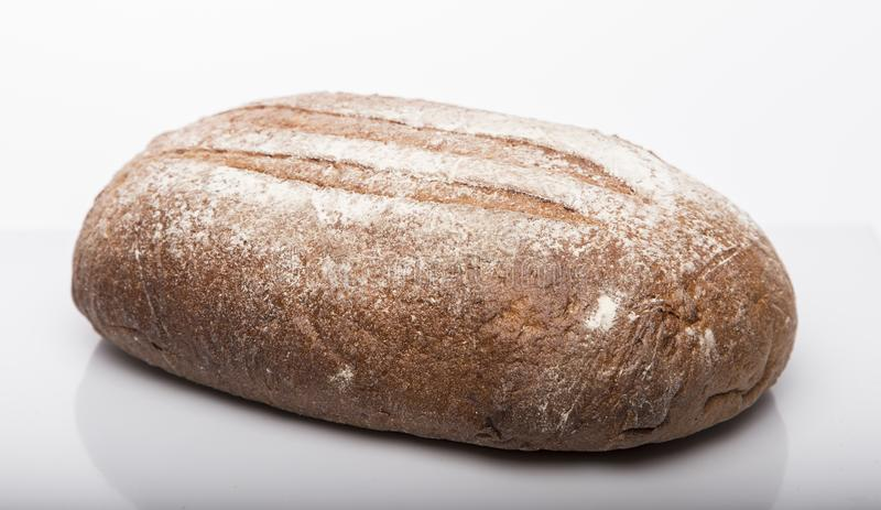Fresh backed bread royalty free stock photography