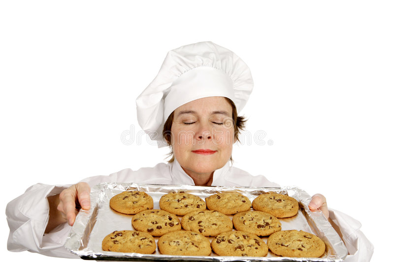 Download Fresh Baked Aroma stock image. Image of caucasian, satisfaction - 3357149