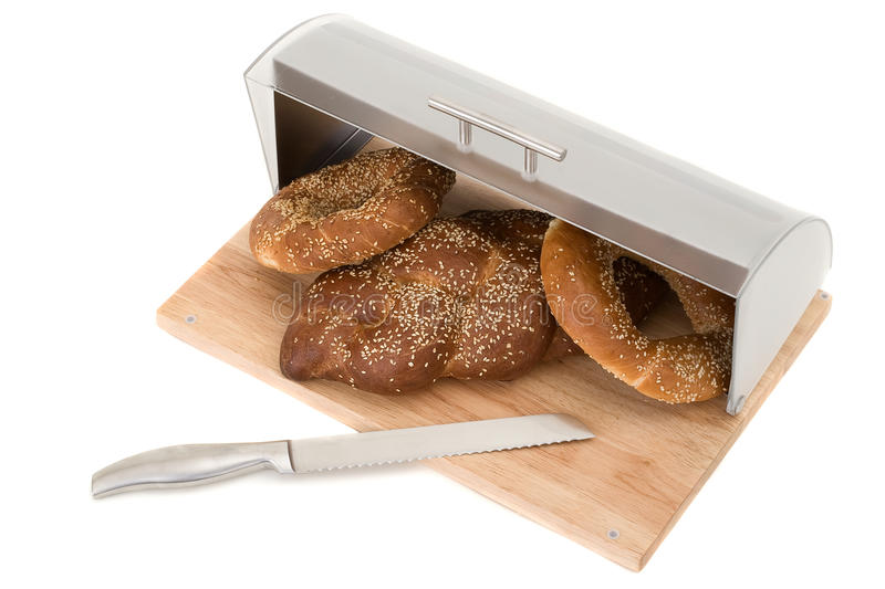 Download Fresh Batch. Bread And Rolls Stock Image - Image: 13004229