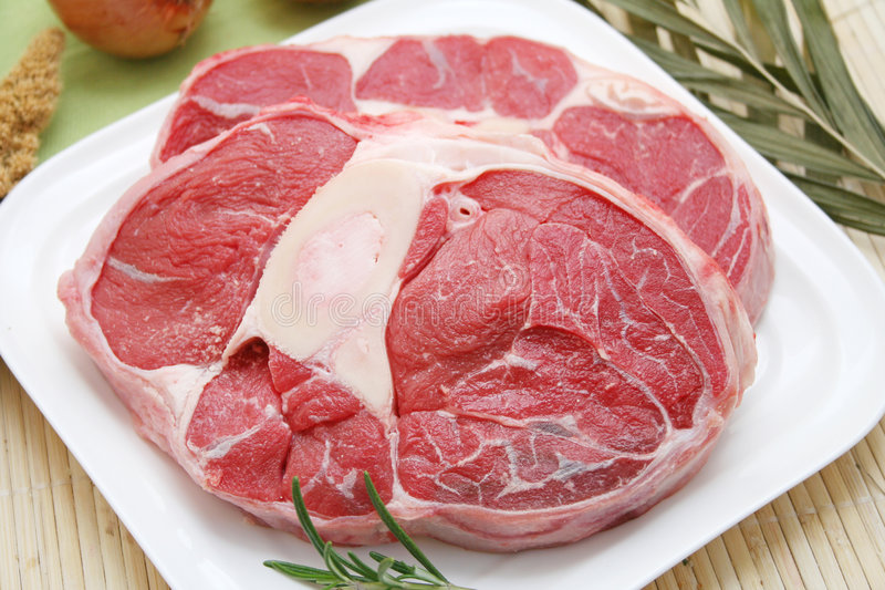 Download Fresh beef stock photo. Image of preparing, gourmet, cooking - 9209870