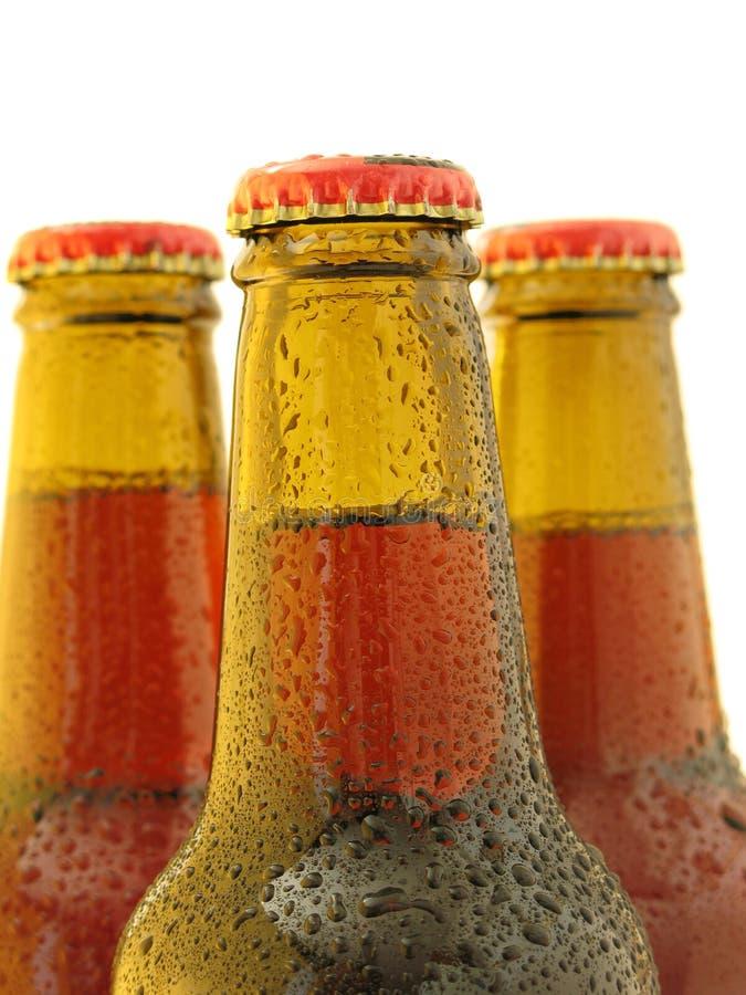 Fresh Beer stock image