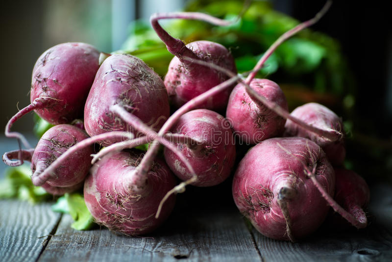 Fresh Beets royalty free stock images