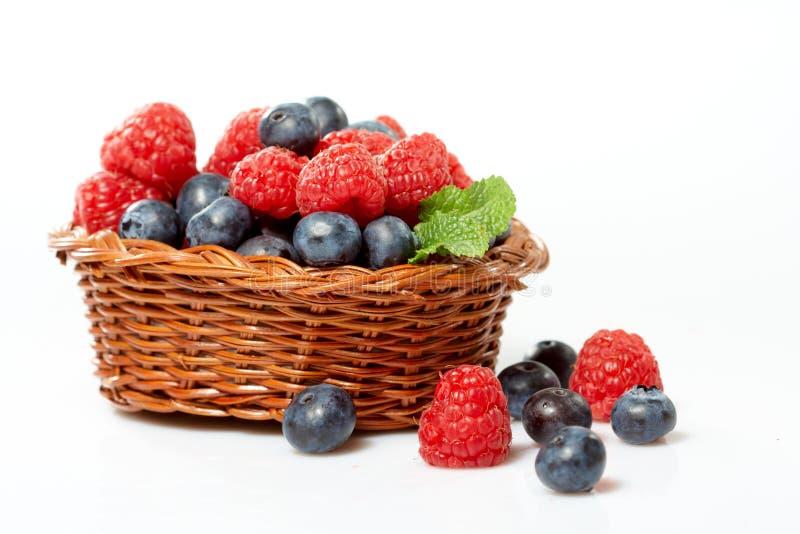 Fresh berry fruits stock photo