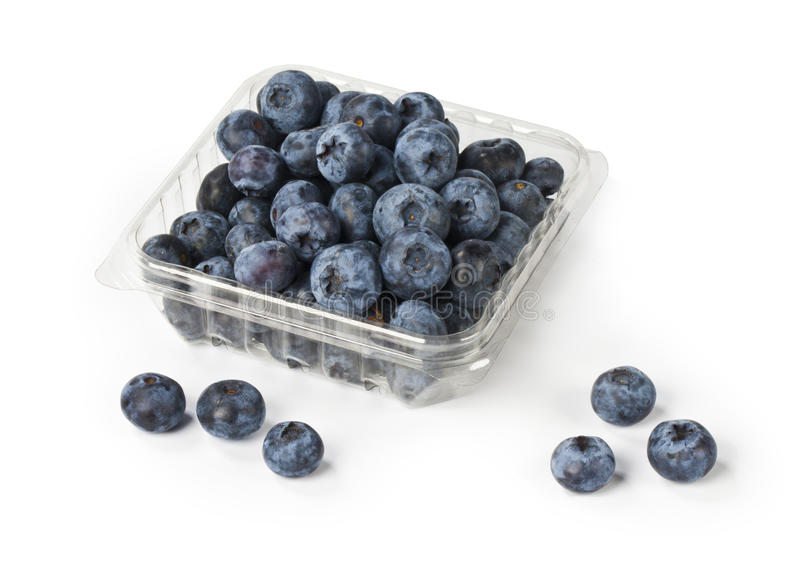 Fresh blueberry royalty free stock photo