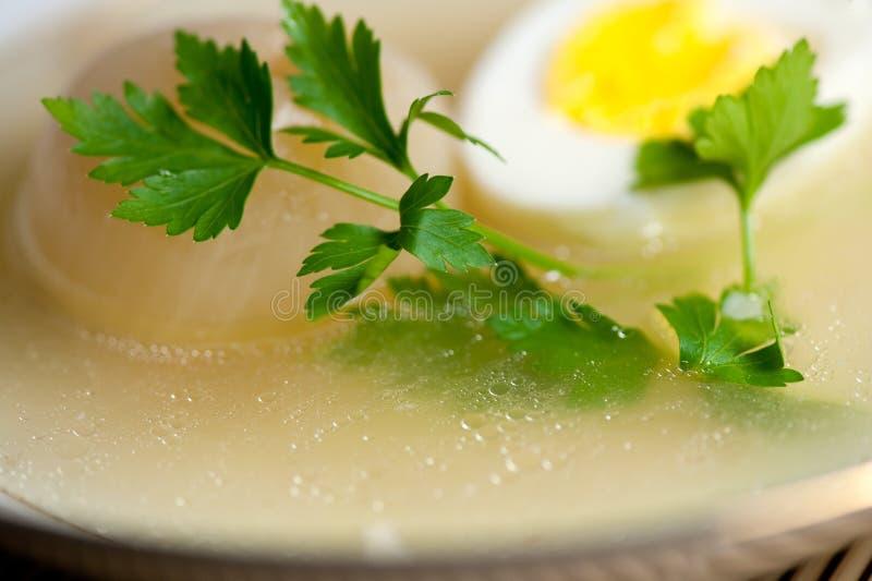 Fresh bouillon stock photography
