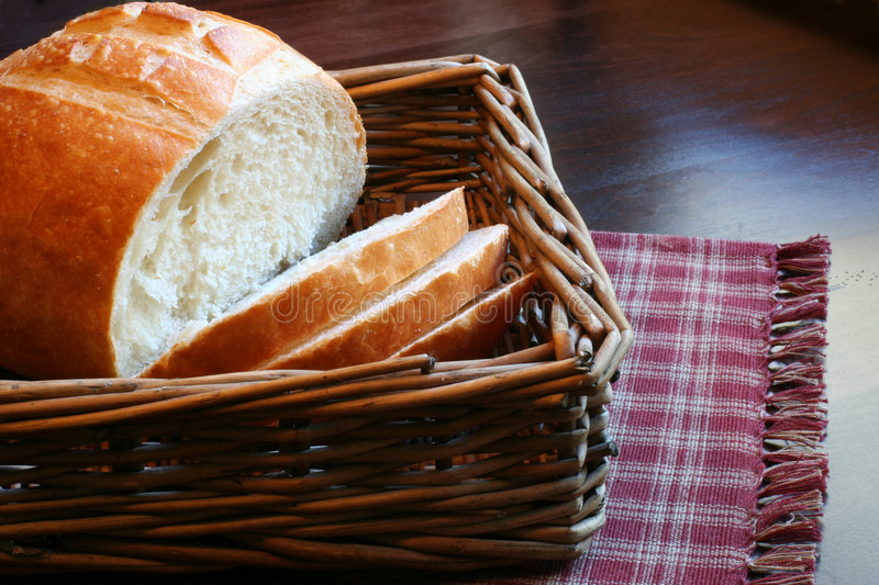 Fresh bread. stock images
