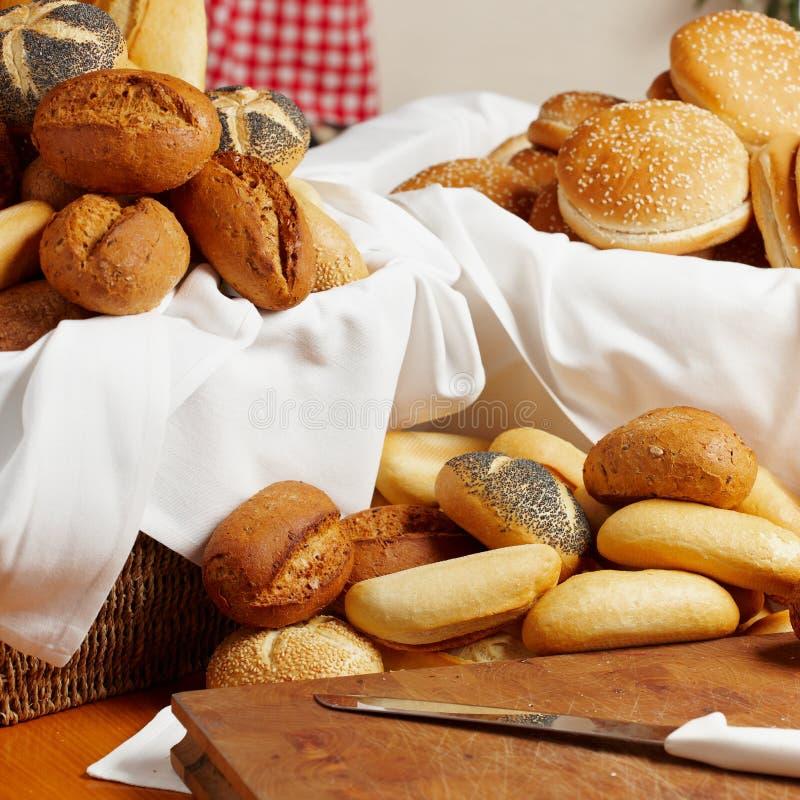 Download Fresh breakfast stock image. Image of hotel, bakery, sesame - 19474025