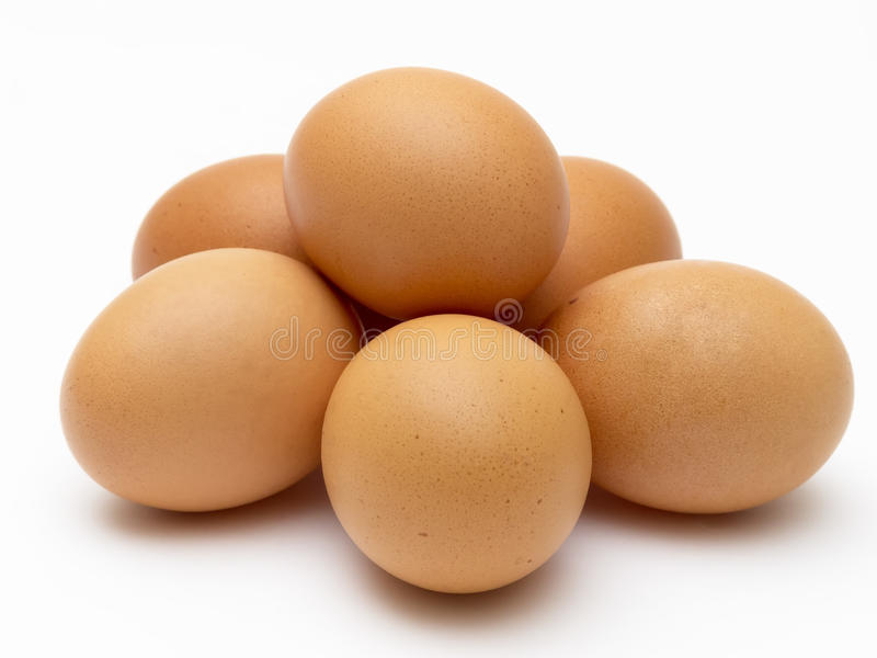 Download Fresh brown chicken eggs stock photo. Image of organic - 31441910