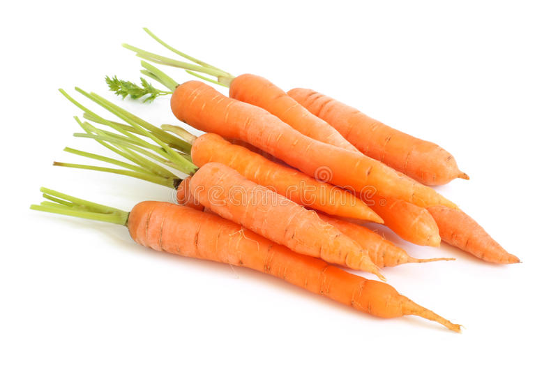 Download Fresh carrots stock photo. Image of health, green, agriculture - 21594100