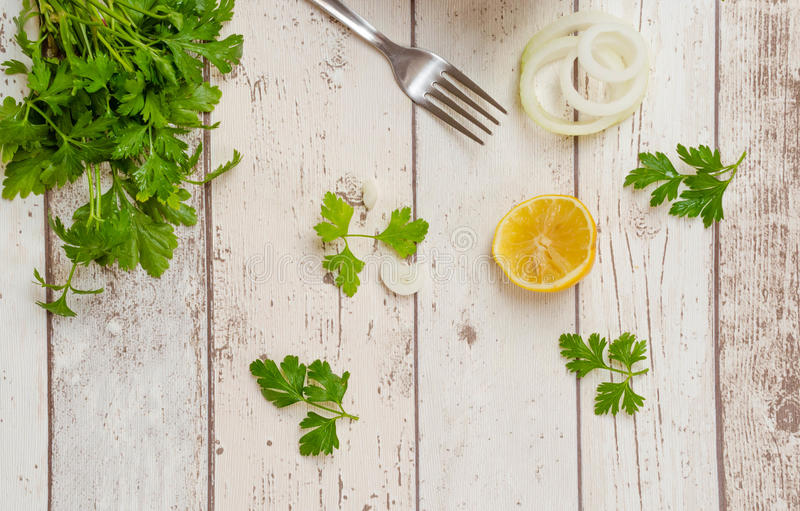 Download Fresh Celery stock image. Image of white, fork, space - 95233205