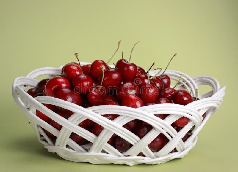 Download Fresh cherries stock photo. Image of cherry, fresh, bunch - 14773584