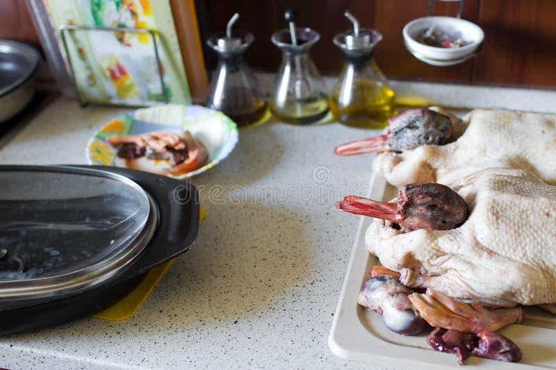 Download Fresh chicken stock photo. Image of bone, hand, cook - 30242190