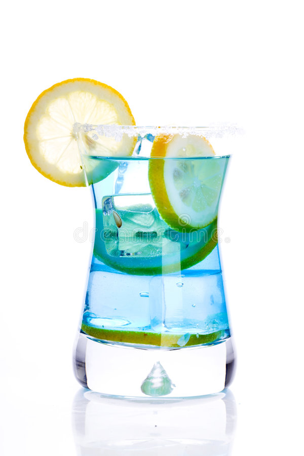 Fresh Cocktail Stock Photography