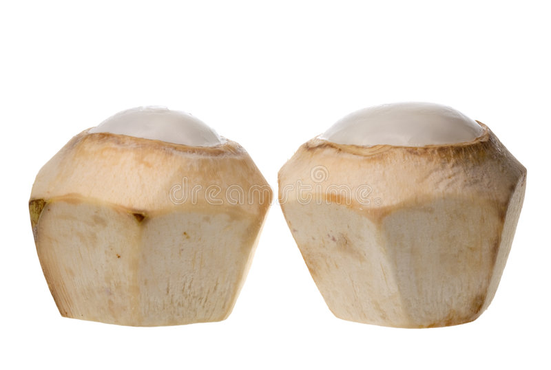Fresh Coconuts Royalty Free Stock Image