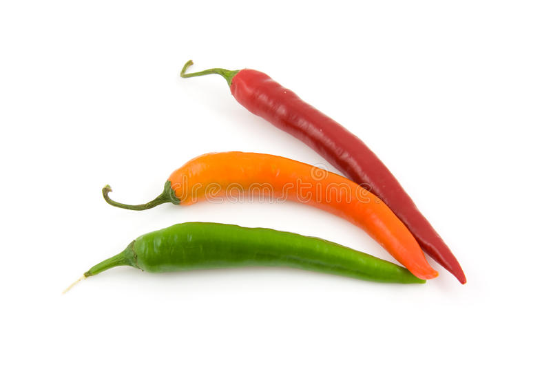 Download Fresh colored hot peppers stock image. Image of cuisine - 10827411