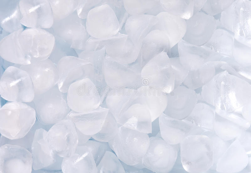 Fresh Cool Ice Cube Stock Image
