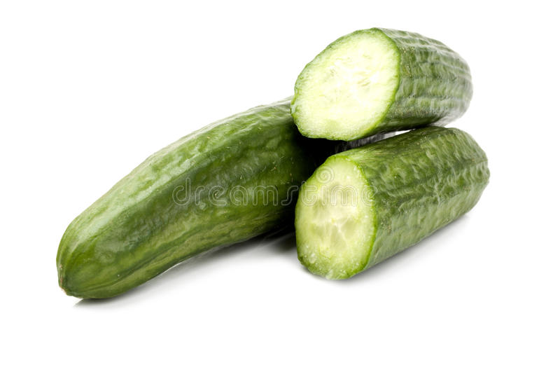 Download Fresh cucumber stock photo. Image of isolated, nature - 19054254