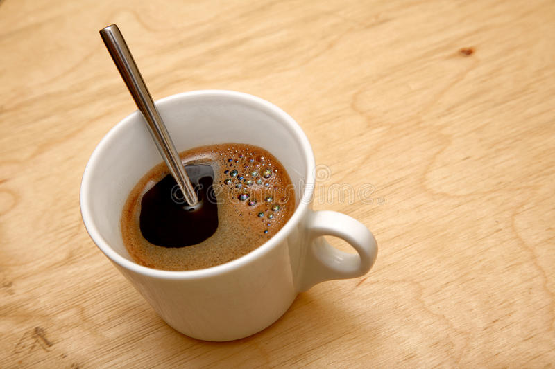 Download Fresh Cup Of Coffee Stock Photography - Image: 19849302