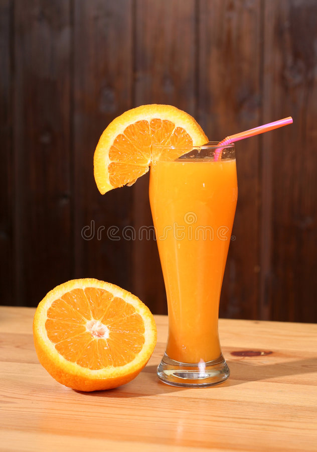 Fresh Drink, Healthy Lifestyle Royalty Free Stock Photography