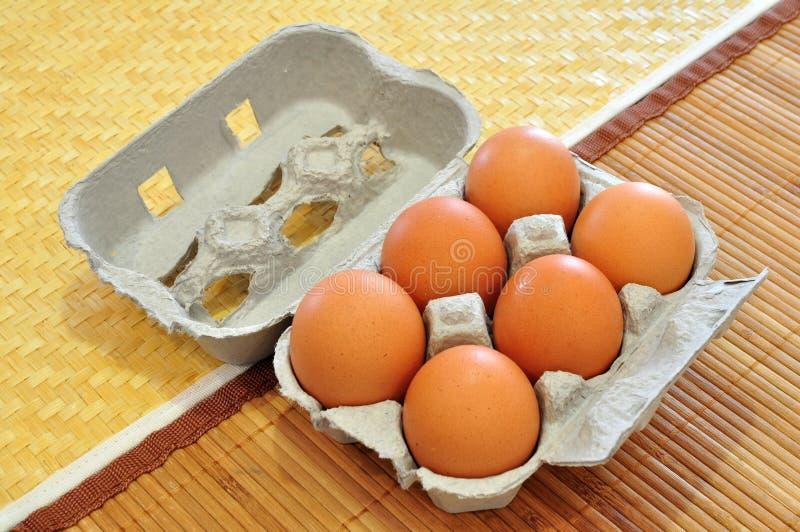 Download Fresh eggs stock photo. Image of rustic, ingredient, fresh - 19040082