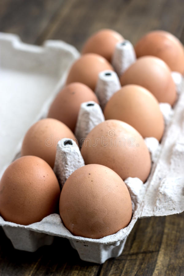 Download Fresh eggs stock image. Image of healthy, food, fragrant - 45560215