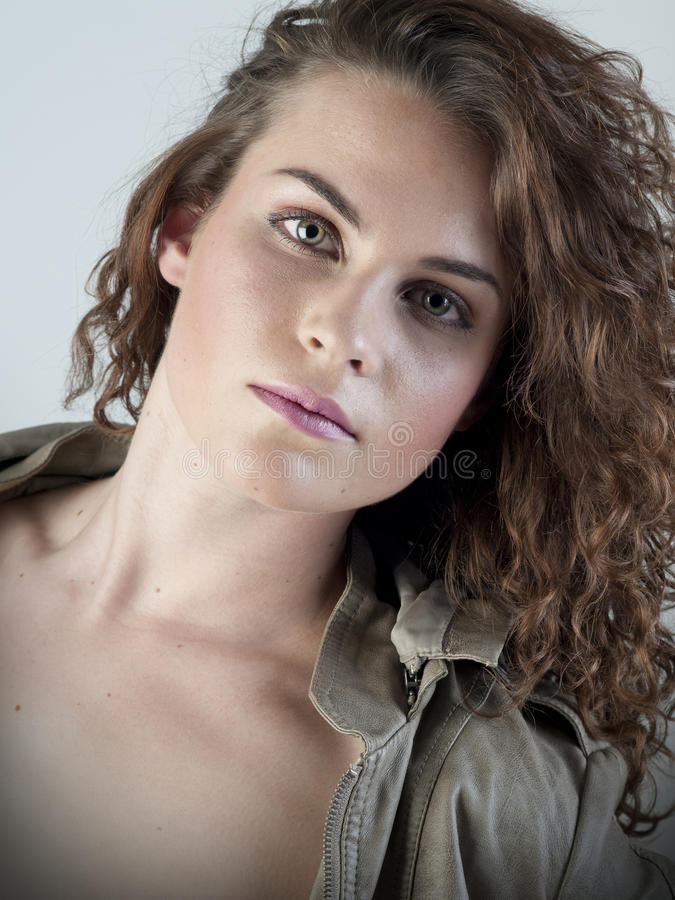 Download Fresh Faced Model stock photo. Image of fresh, beautiful - 24831036