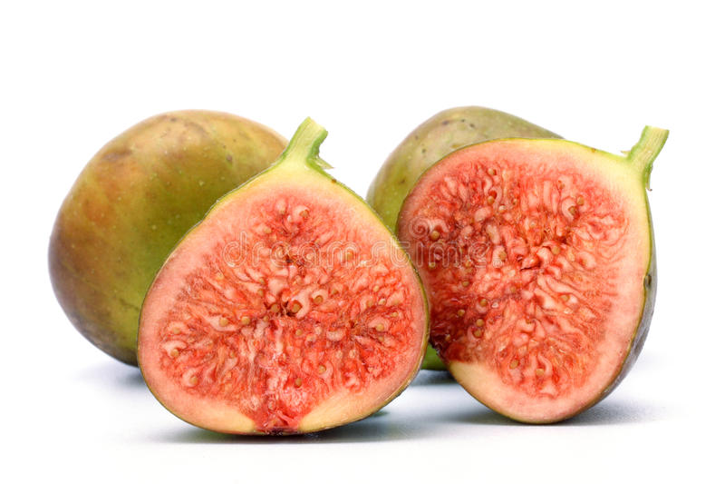 Fresh figs royalty free stock photos