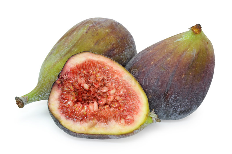 Download Fresh Figs Royalty Free Stock Image - Image: 4711076