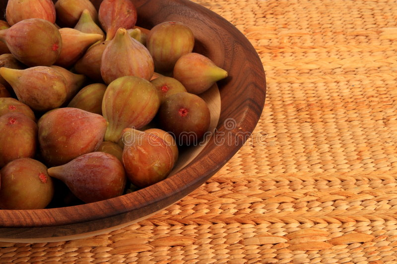 Download Fresh Figs stock image. Image of food, natural, brown - 5958089
