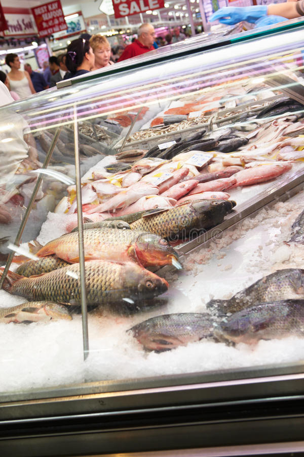 Download Fresh Fish For Sale Editorial Stock Photo - Image: 26679803