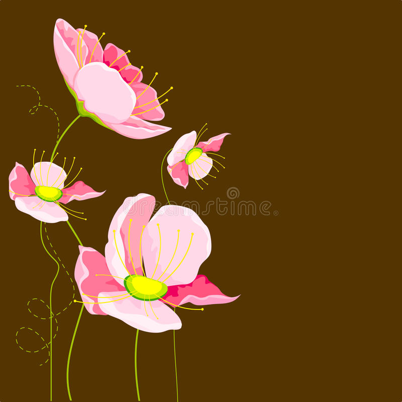 Download Fresh Flower stock vector. Image of bouquet, background - 23971149