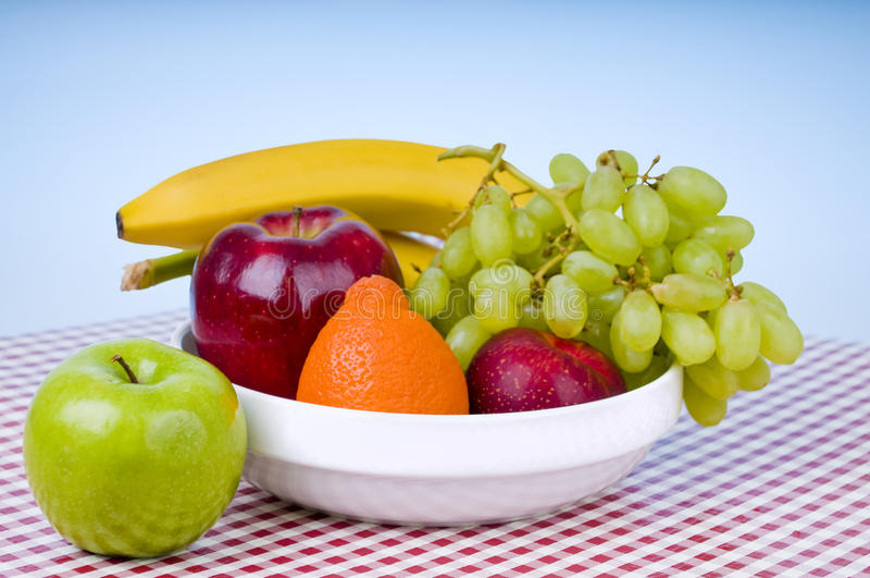 Fresh fruit royalty free stock photos