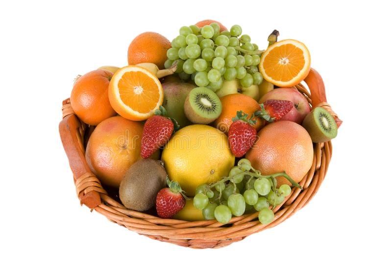 Fresh fruit stock photos