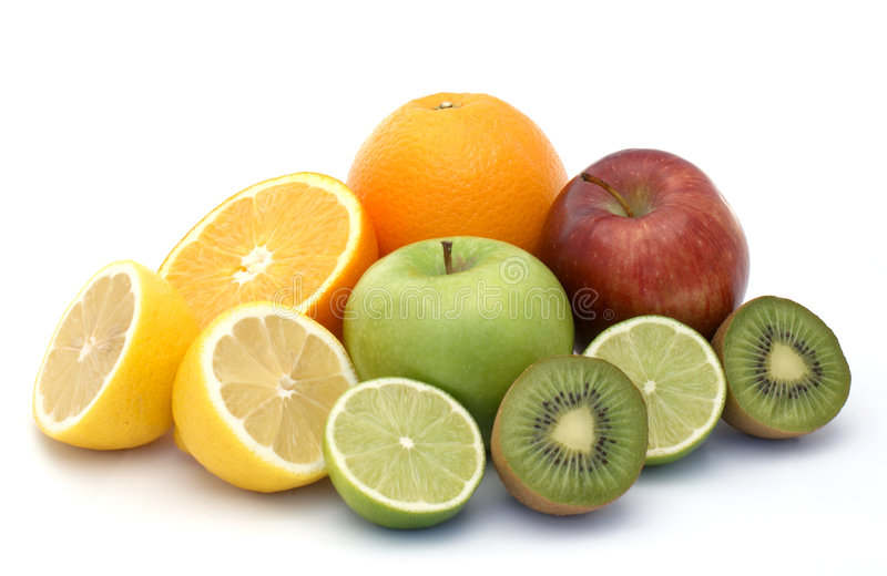 Download Fresh fruit stock photo. Image of healthy, lime, kiwi - 5647574