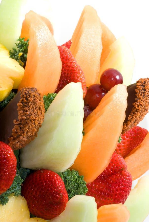 Fresh Fruit Boquet royalty free stock images