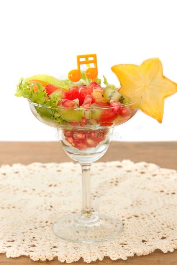 Download Fresh Fruit Salad , Fusion Food Stock Photo - Image: 33799436