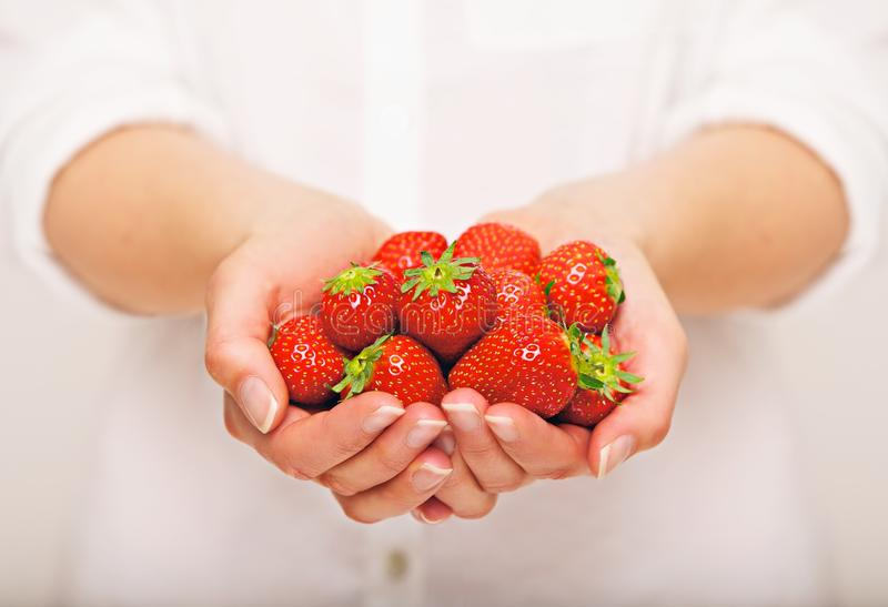 Fresh Fruit for Your Health stock image