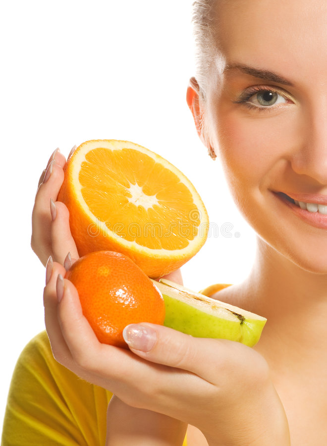 Download Fresh fruits stock image. Image of diet, care, breakfast - 4396781
