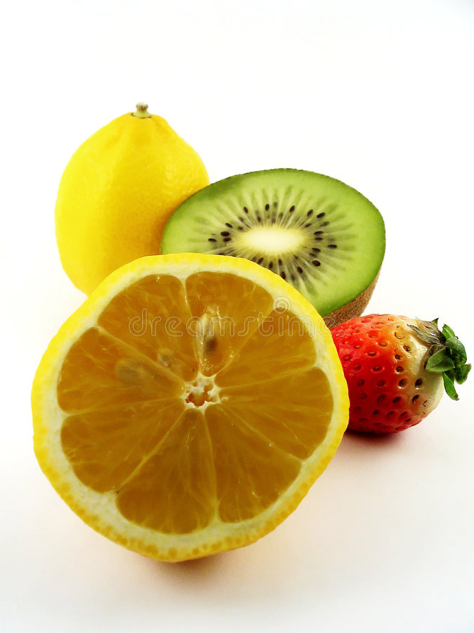 Download Fresh Fruits stock image. Image of lemon, vitamin, natural - 77443
