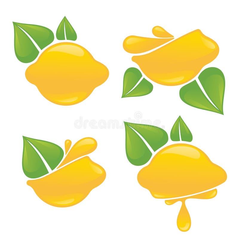 Fresh fruits illustration vector illustration