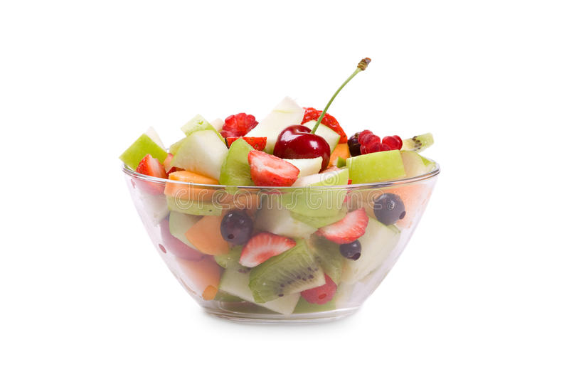 Download Fresh fruits salad stock image. Image of dessert, kiwi - 20002339