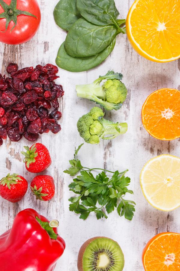 Fresh fruits and vegetables containing vitamin c dietary fiber and download fresh fruits and vegetables containing vitamin c dietary fiber and natural minerals strengthening workwithnaturefo